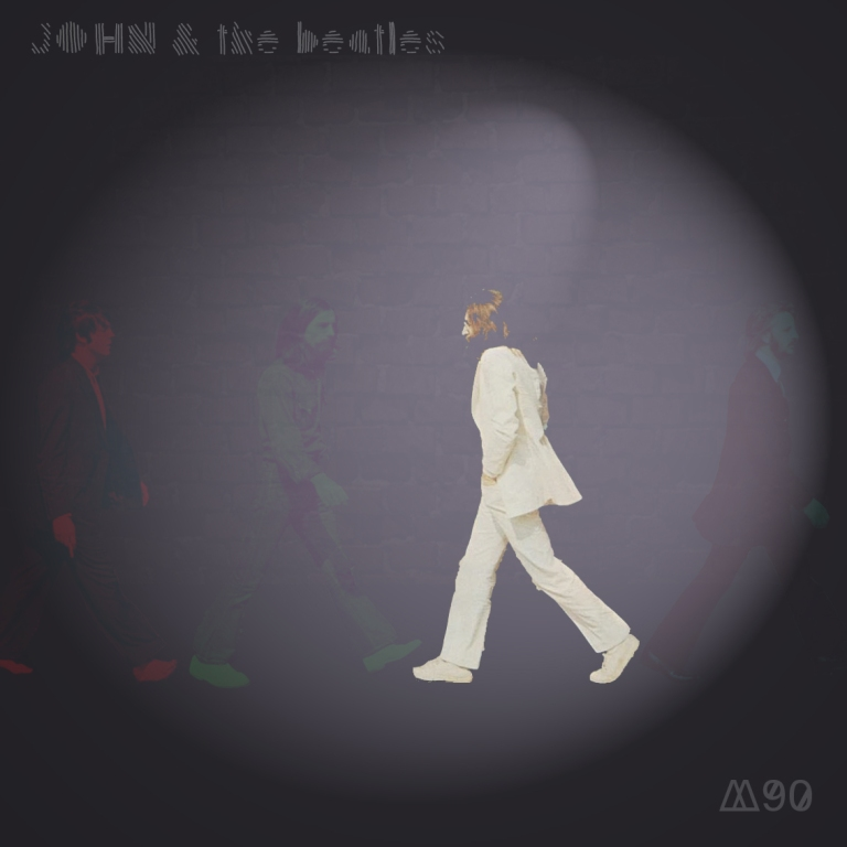 john w the beatles
