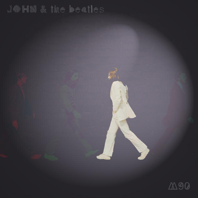 john w the beatles